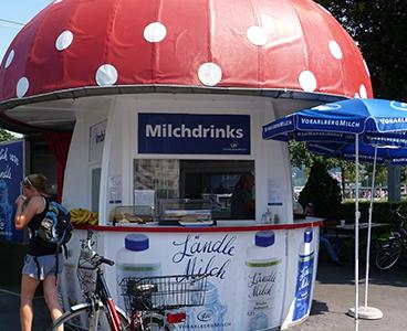 Milchpilz In Bregenz Vorarlberg Milch Egen